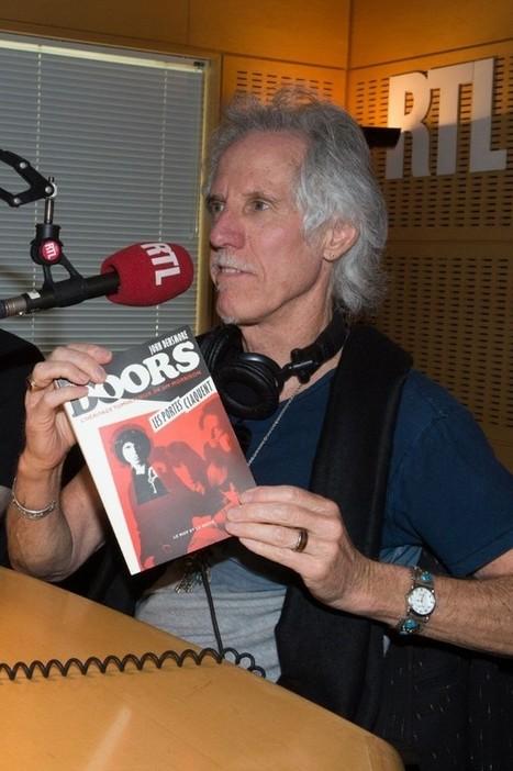 The Doors racontés par John Densmore dans les Nocturnes le 07-05-2014 sur RTL | Bruce Springsteen | Scoop.it