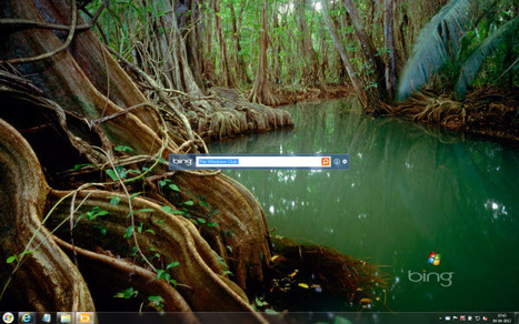 Download Bing Desktop for Windows 7 | Time to Learn | Scoop.it