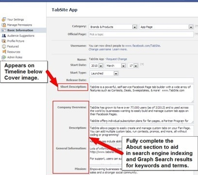 How to Audit Your Facebook Page Features | Social Media Examiner | SOCIALFAVE - Complete #SMM platform to organize, discover, increase, engage and save time the smartest way. #TOP10 #Twitter platforms | Scoop.it
