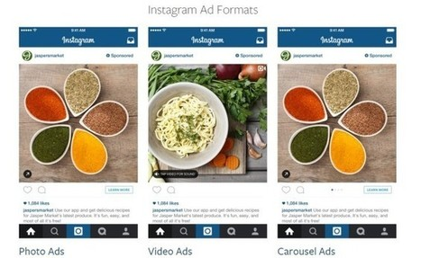 Instagram Ads: come integrarli nelle strategie di marketing | Scoop Social Network | Scoop.it