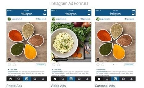 Instagram Ads: come integrarli nelle strategie di marketing   Scoop Social Network   Scoop.it