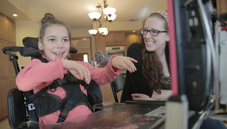 New technology gives voice to nonverbal people with autism - SFARI News | Education Technology K-12 | Scoop.it