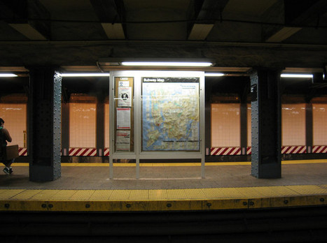 How To Build The Digital Subway Map Of The Future | smart cities | Scoop.it