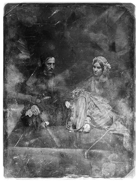 a study on the daguerreotype