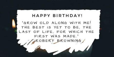 100 unique happy birthday my love quotes
