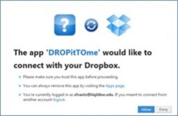 DropItToMe. Permettre l'envoi de fichiers dans votre boîte Dropbox | TIC et TICE mais... en français | Scoop.it