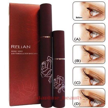 b7d9dd3cdbd Reviews RELiAN 8050 Rose Very Erythroculter Gel & Fiber Mascara Set Curl  Long Series