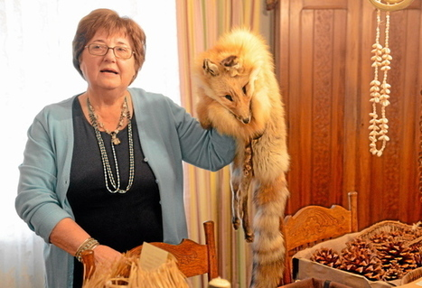 Native American artifacts to be showcased at Patrick Ranch this weekend - Mercury-Register | Ancient History | Scoop.it
