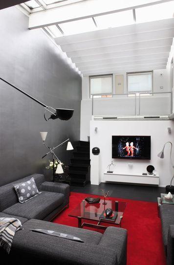 Déco couleurs salon vous allez aimer le gris dans votre salon