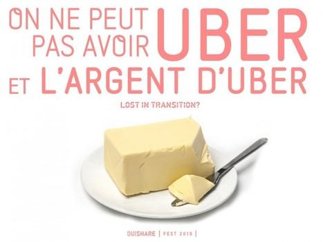 "L' ""Uberisation"", nouvelle mythologie française | Infos e-tourisme FROTSI Bourgogne | Scoop.it"