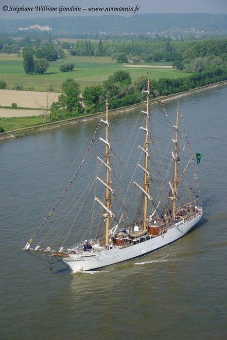 Voilier Cisne Branco – Bateau – Brésil – Armada 2013   www.normannia.fr   Bateaux et Histoire   Scoop.it