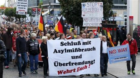 Germany faces far-right radicalisation over refugees | Horn APHuG | Scoop.it