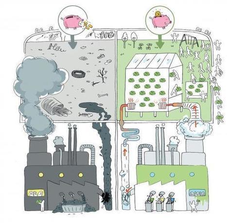 Les nouveaux modèles économiques | Lateral Thinking Knowledge | Scoop.it