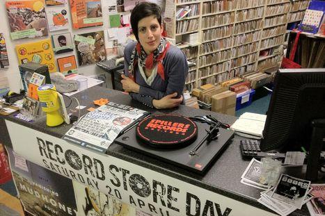 Spillers sees vinyl sales rise... and turntables too - WalesOnline | Onto Vinyl | Scoop.it
