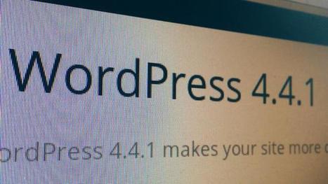 ALERT!!! Jetzt Update installieren: WordPress behebt XSS-Lücke | Blogs | Blogging | CyberSecurity | Updates | WordPress and Annotum for Education, Science,Journal Publishing | Scoop.it