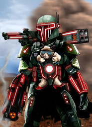 Boba Fett + Grumpy Cat + Tron = RUN! [Pic] | Geek On | Scoop.it