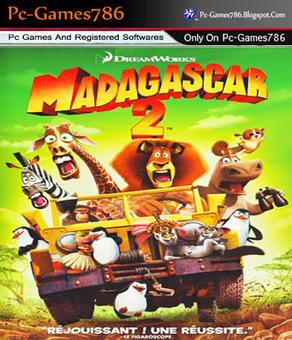 Madagascar Escape 2 Africa Game Free Download