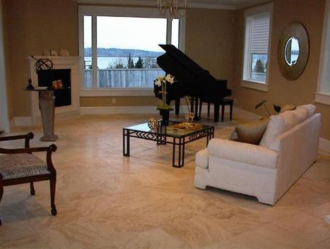 Steps to Make Your Travertine Tiles Look Fabulous for Decades - Travertine Pavers Direct | Home Renovation | Scoop.it