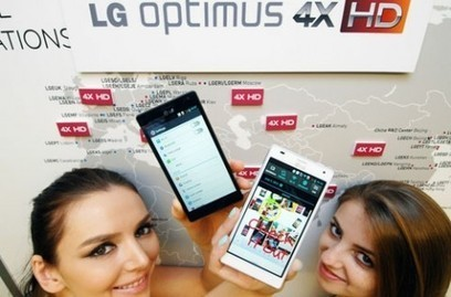 LG Optimus 4X HD to Launch in 11 Europe Countries Soon | Geeky Android - News, Tutorials, Guides, Reviews On Android | Android Discussions | Scoop.it