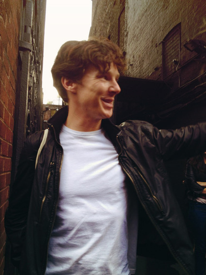 6 July 2012 In Benedict Cumberbatch News Scoopit