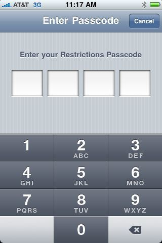 How To Setup Parental Controls on iPhone & iPod Touch (OS 3.0 Edition) - Suren Ramasubbu   The Best of Google Knol   Scoop.it