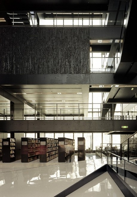 25 modern libraries from around the world | À l'ère du 2.0 | Scoop.it