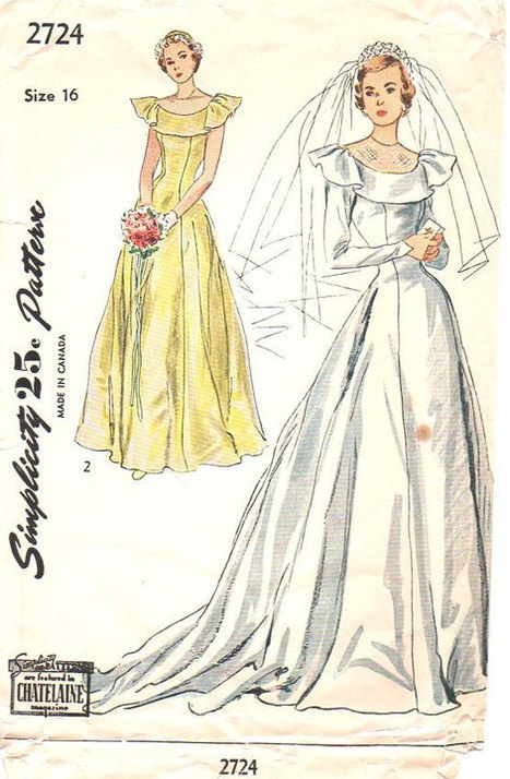 Vintage Sewing Patterns, Page 22 | Scoop.it
