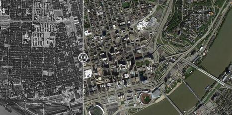 Visualizing Urban Change | digital divide information | Scoop.it