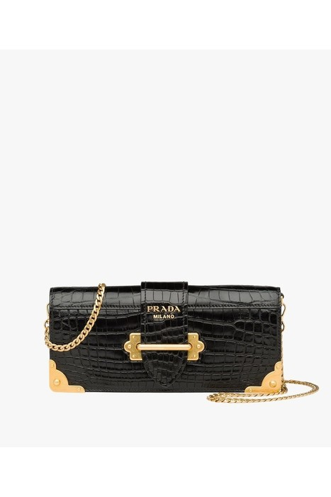 75d0e3a8e8ce78 Cahier Bag by Prada at ORCHARD MILE | High Fash...