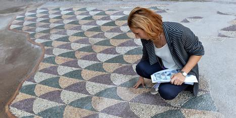 Rome : une mosaïque des Thermes de Caracalla restaurée par Bulgari   Monde antique   Scoop.it