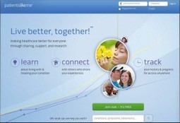 PatientsLikeMe has 200K users, calls for new lexicon | mobihealthnews | Mobile (Android) apps | Scoop.it