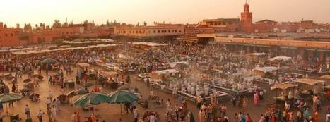 Marrakech fait partie des villes à visiter en 2017 | Actu Tourisme | Scoop.it