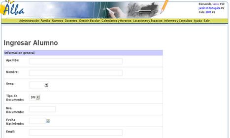 2 Plataformas Digitales Para la Gestión Escolar Gratuitas - E-Historia | WEB 2.0 | Scoop.it
