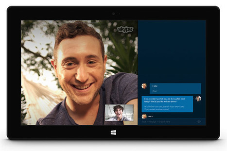 Skype Translator da oggi parla anche in italiano e in cinese | Another Point of View | Scoop.it