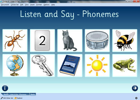 Clicker and Foundational Skills | The Spectronics Blog | Learning Support Technologies | Scoop.it