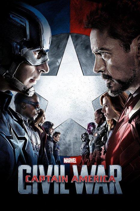 Captain America: Civil War | Movies Database | Scoop.it