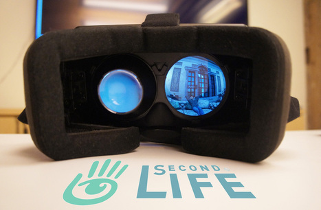Second Life's second act will be a social network for virtual reality | 3D Virtual-Real Worlds: Ed Tech | Scoop.it
