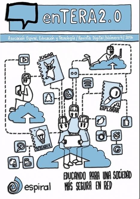 Nuevo número de la revista enTERA2.0 | E-learning, Moodle y la web 2.0 | Scoop.it