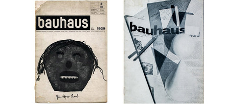 Descargar gratis los libros de la Bauhaus | Arte y Cultura en circulación | Scoop.it