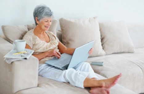 Older Adults Active On Social Media Are One-Third Less Likely To Suffer From Depression   HealthSmart   Scoop.it