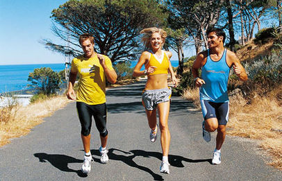 Neuer Laufstil: Kraft sparen, gut laufen - FIT FOR FUN | Power :: Endurance :: Fitness | Scoop.it