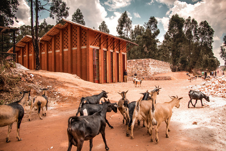 Library of Muyinga | Library design and architecture | Scoop.it