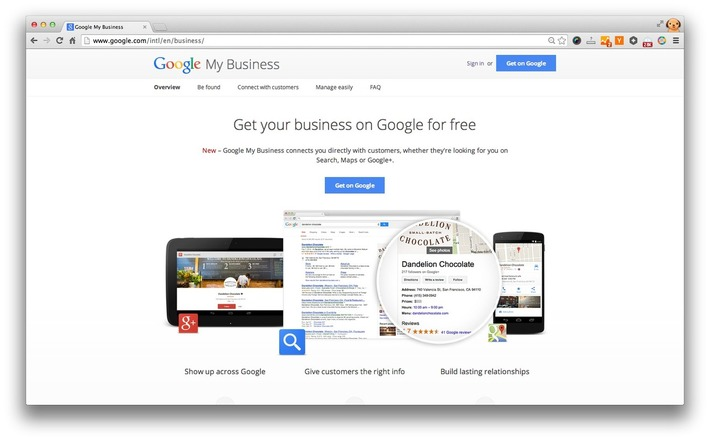 Fusion de Google+ local : faites place à Google My Business ! | SEO et Social Media Marketing | Scoop.it
