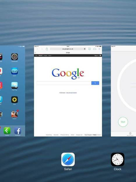 iOS 7: What Your Teachers and Students Need to Know | Walnut Media Literacy | Scoop.it