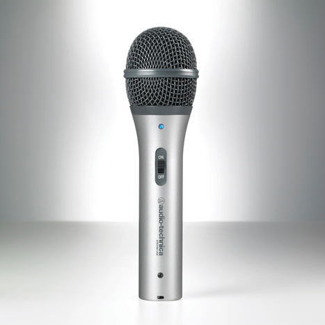 FEATURED ARTICLE: Audio Technica ATR2100-USB Cardioid Dynamic USB/XLR Microphone. The only mic a podcaster will ever need.   Podcasts   Scoop.it