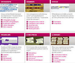 TV5MONDE - Langue française - Jeux de lettres interactifs - Vocabulaire de l'alimentation | en francais s'il vous plait | Scoop.it