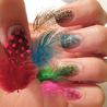 Unusual Nail-Art Ideas