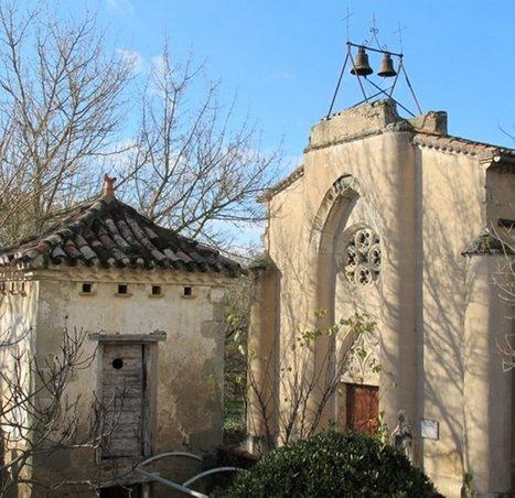Vendre l'église Saint-Martin de Dauzats   L'observateur du patrimoine   Scoop.it