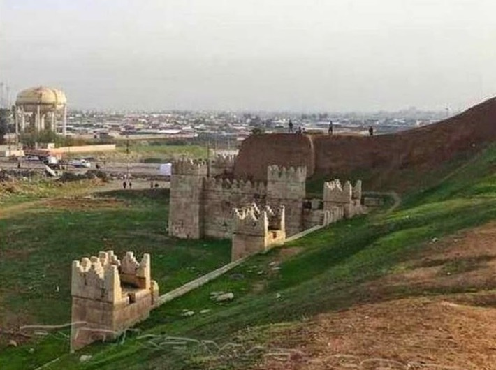 ISIS threatens to blow up historical walls of Nineveh   Archaeology News Network   Kiosque du monde : Asie   Scoop.it