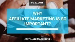 Why Affiliate Marketing Is So Important? | Mobile Advertising Network | Scoop.it